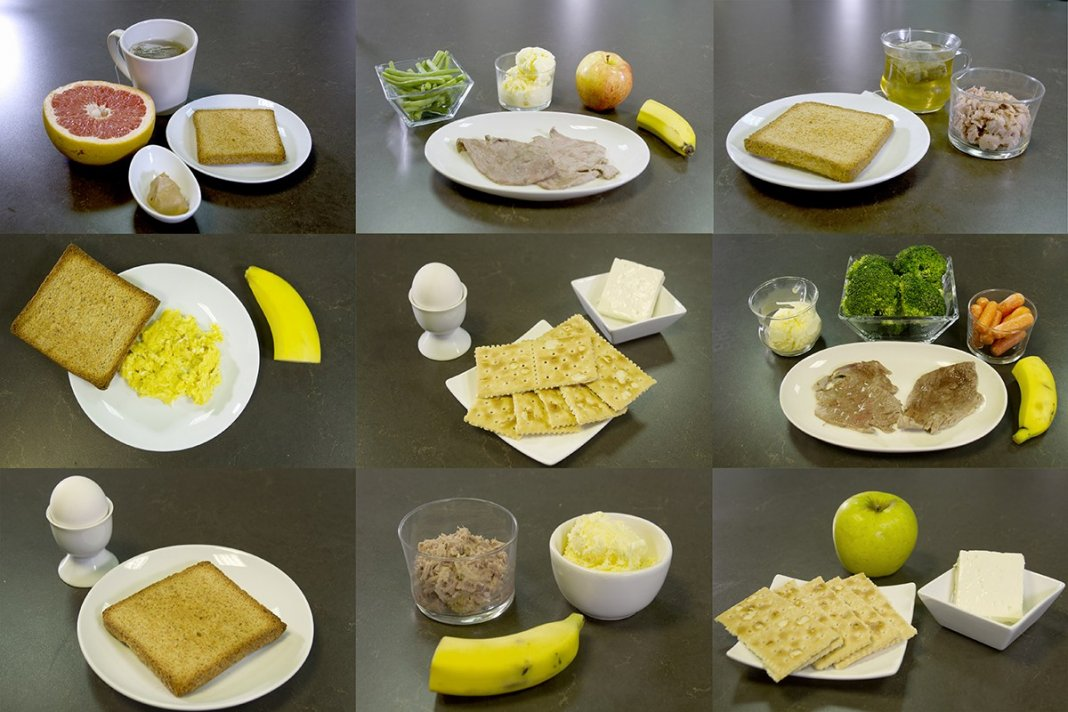 Dieta militar dia 2